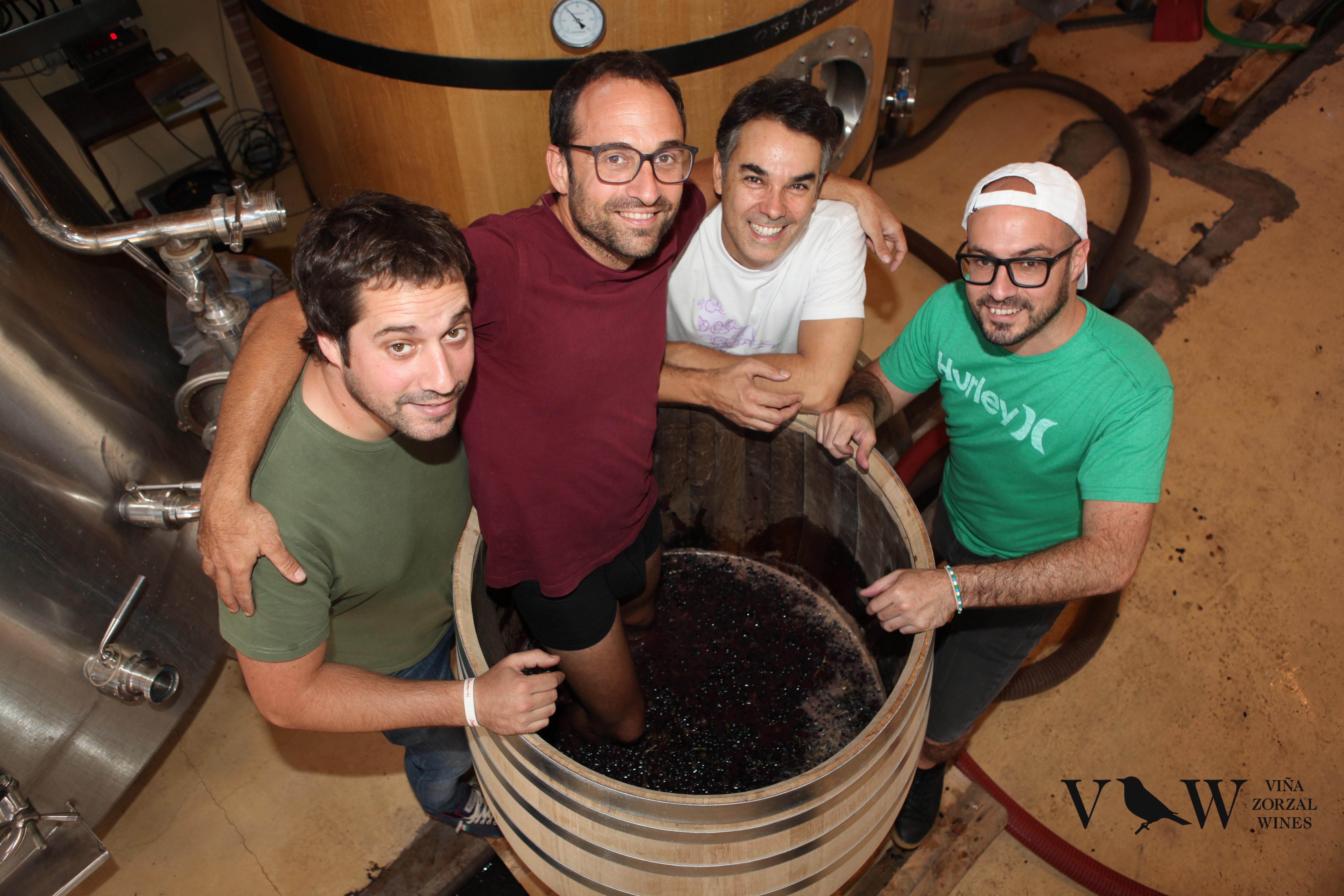 REVERTE: nuevos vinos de finca de Viña Zorzal Wines