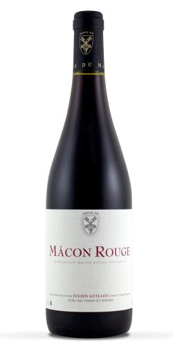 Mâcon Rouge Julien Guillot