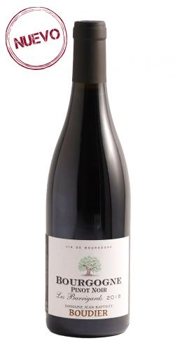 Bourgogne Pinot Noir  Les Barrigards