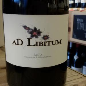 Ad Libitum Monastel Rioja