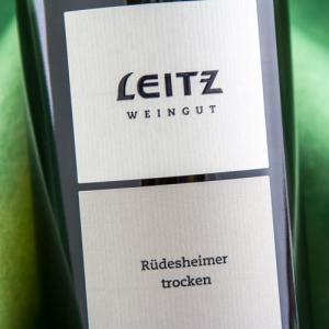 Leitz Rudesheimer Riesling Trocken Alemania Rheingau