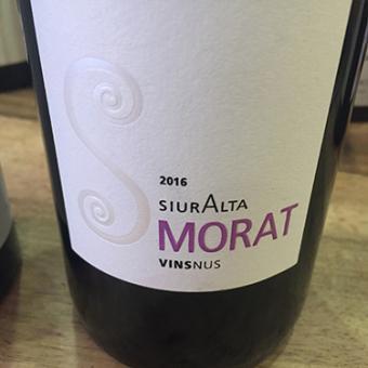 Siuralta Morat Syrah DO Montsant VinsNus Alfredo Arribas