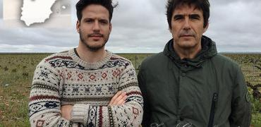 Isaac y Manuel Cantalapiedra