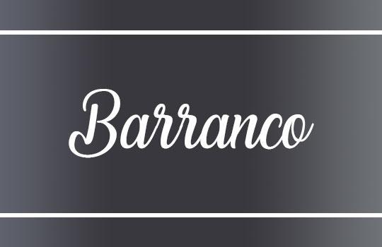 Barranco Xavier Saludes