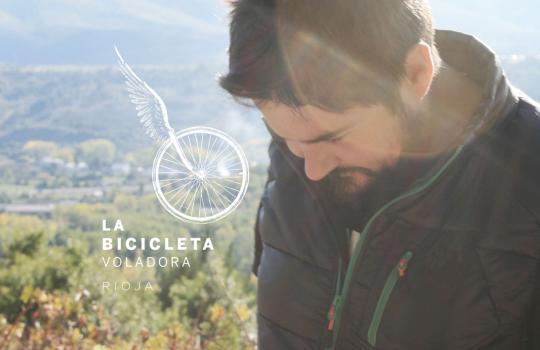 La Bicicleta Voladora • Germán R. Blanco