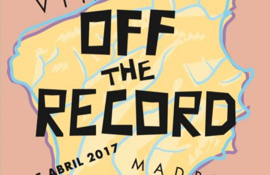 "Primer certámen de ""Vinos Off The Records"" en Madrid, 25 de abril"