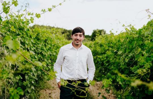 Jordi Raventós y su proyecto Clos dels Guarans
