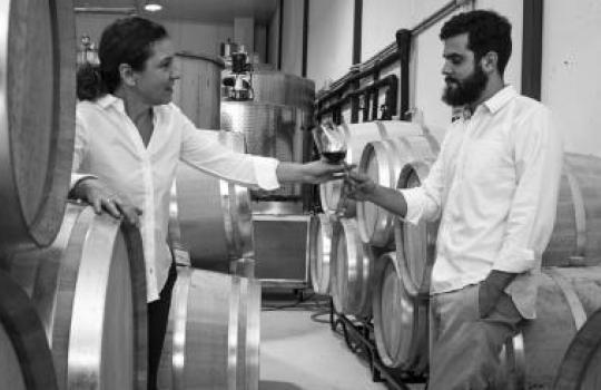 Bodega Victoria Ordóñez, recuperando los  vinos de Málaga
