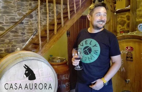 Casa Aurora: Germán R. Blanco