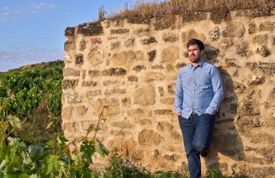 Bryan MacRobert - Vinos artesanales en Swartland (Sudáfrica)